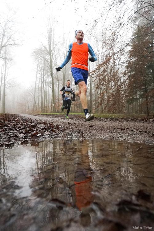 7. Lauf der 37. Goldbacher Winterlaufserie © Simon Eymann